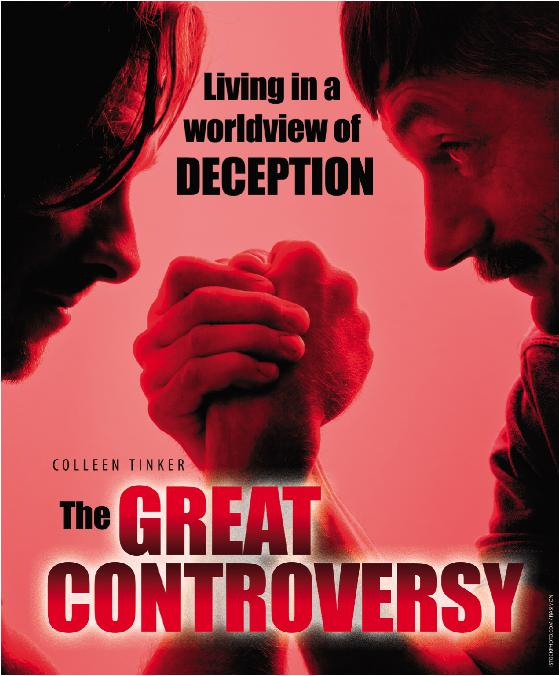 THE GREAT CONTROVERSY between christ and satan (5)