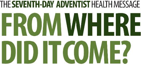 Image result for seventh day adventist health principles